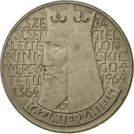 Monnaie, Pologne, 10 Zlotych, 1964, Warsaw, TTB, Copper-nickel, KM:52.1 - Pologne