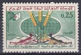 Algerien Algeria 1963 Organisationen UNO ONU FAO Kampf Gegen Hunger Ernährung Nutrition, Mi. 402 ** - Algerien (1962-...)