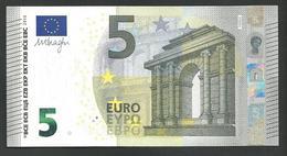 "New Issue Greece  Printer Y006J3 !! ""Y"" 5 EURO GEM UNC! Draghi Signature! New Issue! - EURO"