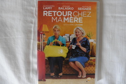 DVD Retour Chez Ma Mere De Eric Lavaine Avec Alexandra Lamy Josiane Balasko Mathilde Seigner - Comme Neuf - Cómedia
