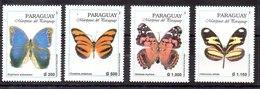 Serie De Paraguay Nº Yvert 2716/19 (**) - Paraguay