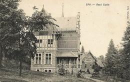 SPA - Read Castle - N'a Pas Circulé - Edit. C. Debrus, Spa - Spa