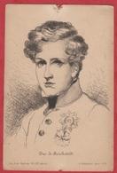 CP - Vintage - Eau Forte Radirung - DUC De Reichstadt - Napoleon II - 1811 - 1832 . - Royal Families