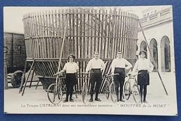 THEME CIRQUE TROUPE CATALINI LE GOUFFRE DE LA MORT - Circus