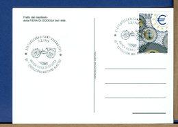 ITALIA - 1999 - GODEGA DI SANT'URBANO - ANTICA FIERA - MACCHINE AGRICOLE - TRATTORE - Agricoltura