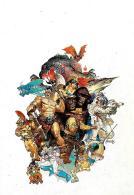 [MD2158] CPM - FERNANDO FERNANDEZ - NV - Fumetti