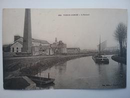Vieux Conde         Escaut     (peniche Schiffe Arken ) - Péniches
