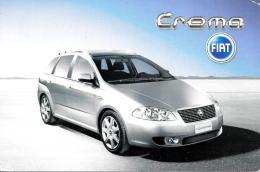 [MD2100] CPM - FIAT CROMA PRESENTAZIONE - CON ANNULLO 22.05.2005 - NV - Cartoline