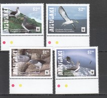 E1279 2016 AITUTAKI WWF FAUNA BIRDS CHATHAM ALBATROSS !!! MICHEL 13 EURO !!! 1SET MNH - W.W.F.