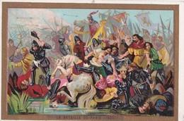 """Vers 1900 """"au Bon Marché"""" Fouchereaux : 24,26 Rue De L'arsenal, 121 Rue De La République à Rochefort (bataille De Pavie) - Rochefort"""