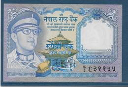 Népal - 1 Rupee - Pick N°22 - NEUF - Népal