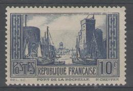N°261 * (légère)      - Cote 84€ - - France