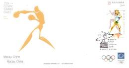 JOGOS OLIMPICOS 2004 - 1999-... Regione Amministrativa Speciale Della Cina