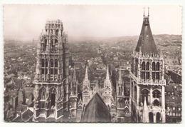 ROUEN LA CATHEDRALE TOURS DU BEURRE ET SAINT ROMAIN - Rouen