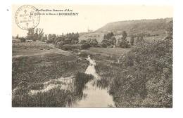 Domrémy. La Vallée De La Meuse à Domrémy. Paul Testart. - Domremy La Pucelle