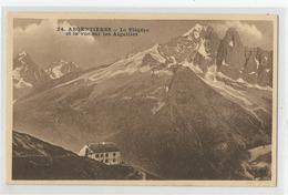 74 Haute Savoie Argentières La Flegère Et Vue Sur Les Aiguilles - France