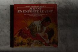 AUTANT EN EMPORTE LE VENT LP DE 1983 DU FILM  CLARK GABLE.MAX STEINER - Musique De Films