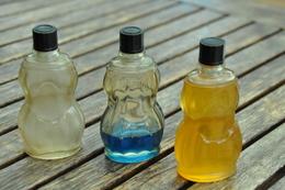 3 Flacons De Brillantine Grenoville - Produits De Beauté