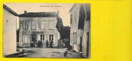 LEOVILLE La Poste (Laclau) Charente Maritime (17) - Altri Comuni