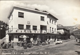 12129-CINQUECERRI-LIGONCHIO(REGGIO EMILIA)-ALBERGO BAR K2-FG - Reggio Emilia