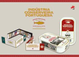 PORTUGAL, 2016, 86/88, 3 Booklets In Closed Sardines-cann - Markenheftchen