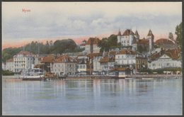 Vue Générale, Nyon, Vaud, C.1910 - Guggenheim CPA - VD Vaud