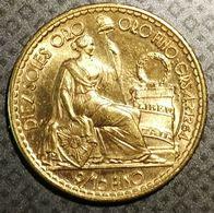 Moneta Peruviana In Oro Da 10 Soles Del 1965 - Perú