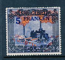 SARRE SAAR YVERT  82 MNH - 1920-35 Société Des Nations