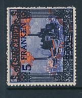 SARRE SAAR YVERT  82 LH - 1920-35 Société Des Nations