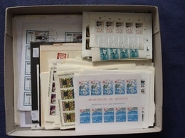 Collection Sheets, Blocks,... Different Countries **\° High Catalogue Value - Postzegels