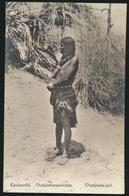 °°° 2213 - NAMIBIA - KAOKOVELD - OVATJIMBA GIRL °°° - Namibia