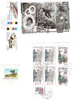 CZECH REPUBLIC Lot Of Used Stamps - Repubblica Ceca