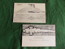 VINTAGE CHANNEL ISLANDS: JERSEY La Hougue Bie B&w WWII - Jersey