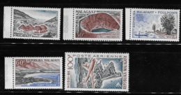 Malagasy 1962 Scenery MNH - Madagascar (1960-...)
