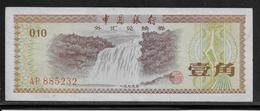 Chine - 10 Fen - TTB - Chine