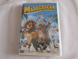 DVD - MADAGASCAR - OTTIME CONDIZIONI - Cartoni Animati