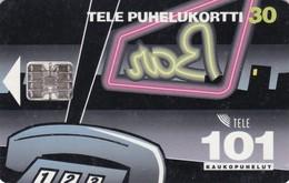 Finland, D031, 101-trunk Calls, 2 Scans. - Finlande