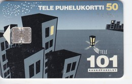 Finland, D032, 101-trunk Calls, 2 Scans. - Finlande