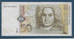 Allemagne - 50 Deutsche Mark - Pick N°45 - TTB - 50 Deutsche Mark