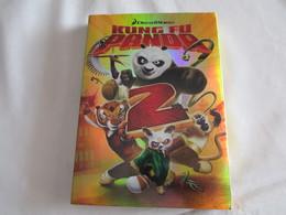 DVD - KUNG FU PANDA  - OTTIME CONDIZIONI - Animation