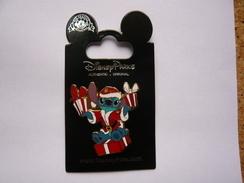Big Pin S Disney Stitch 20 Eme Anniversaire 4 X 3,5 Cm Neuf - Disney
