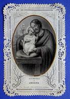 IMAGE PIEUSE    CANIVET  ED :BOUASSE LEBEL   SAINT JOSEPH   SANTINI - Images Religieuses