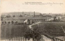 CPA - LURE (70) - Aspect Des Usines Grünn (originaire D'Alsace) De Filage Mécanique En 1925 - Lure