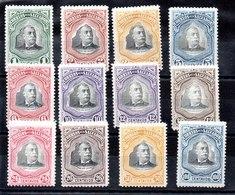 Serie De El Salvador N ºYvert 298/09 (*) - El Salvador