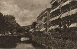 BADEN-BADEN, Europäischer Hof (1922) AK - Baden-Baden