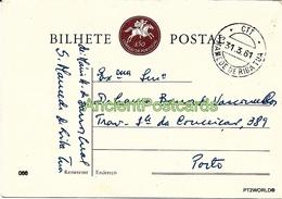 Bilhete Postal PT066/61 - Lettere