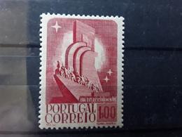 PORTUGAL 1940, Dom Henrique Le Navigateur  Yvert 614 , 1 E Carmin Neuf ** MNH  TTB - 1910-... République