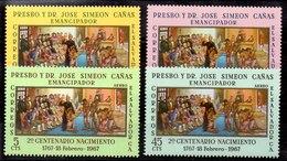 Series De El Salvador N ºYvert 720/21+Aéreo 218/19 (**) - El Salvador
