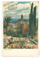 1900's, Italy, Bordighera, Printed Chromo Art Pc, Used. - Imperia
