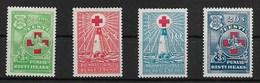 ESTONIA 1931 RED CROSS - Cruz Roja